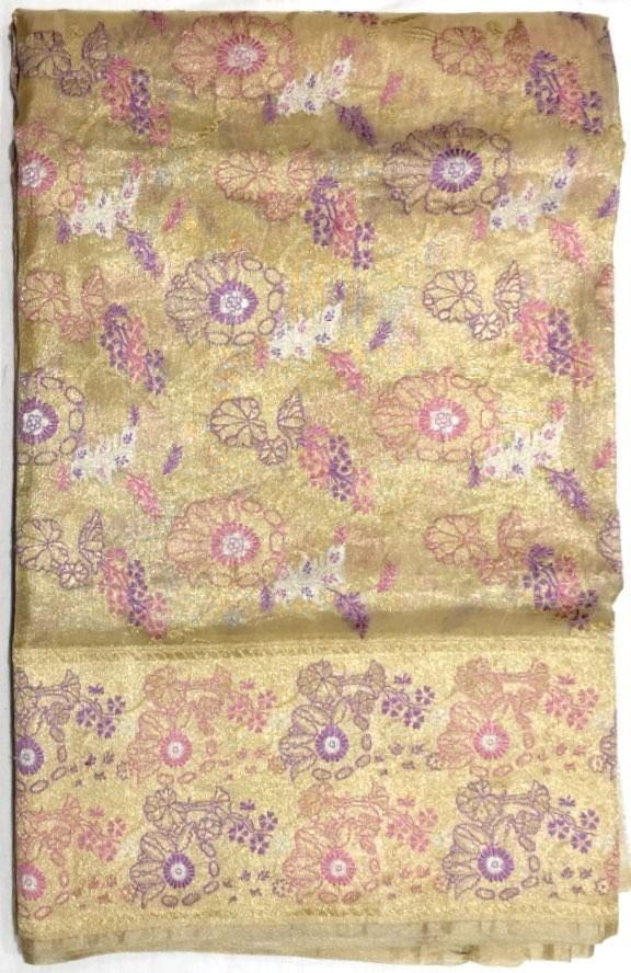 Banarasi Pure Tissue Saree