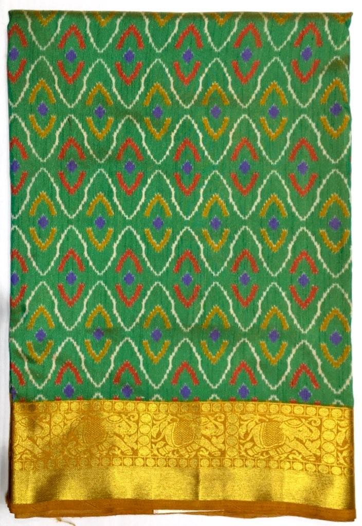 Art Silk Patola Saree