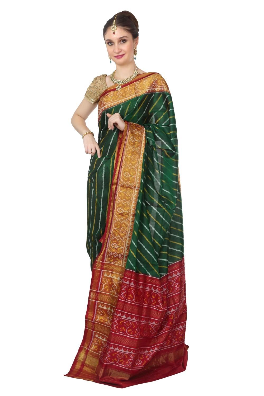 Rajkot Pure Silk Patola saree