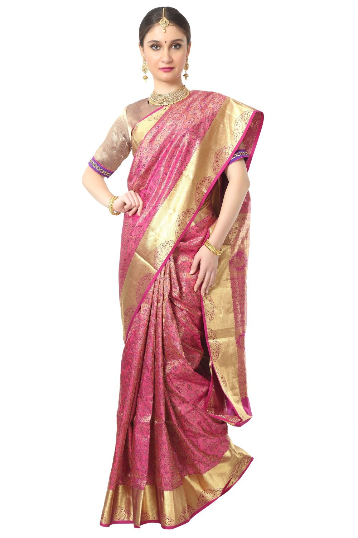 South Pure Silk Saree
