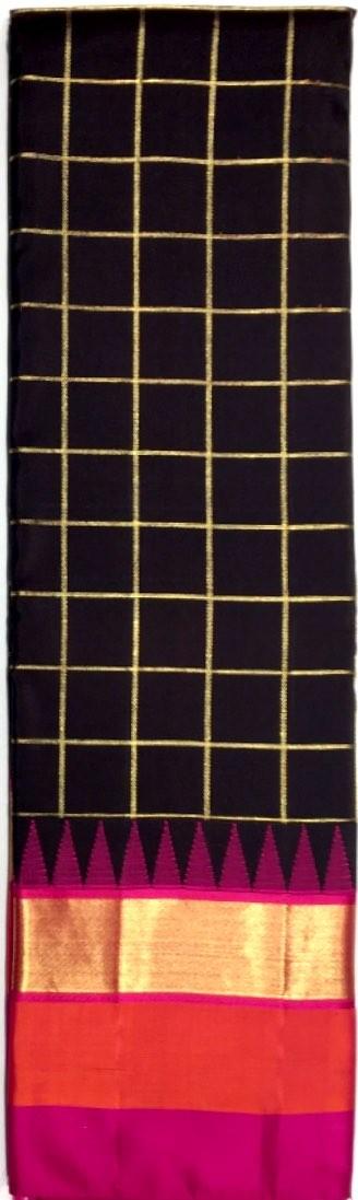 Kanjivaram Pure Silk Saree