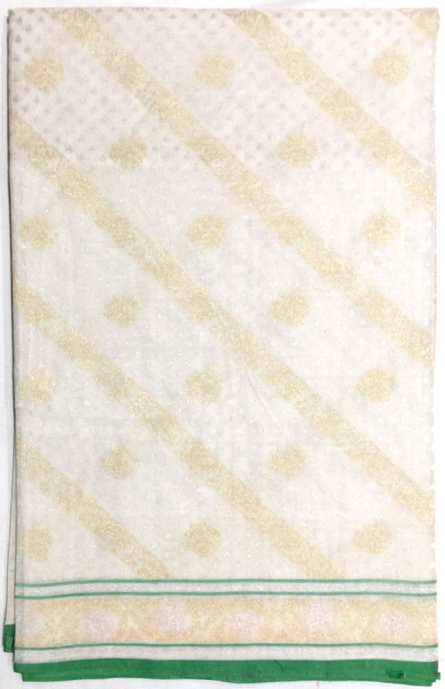 Banarasi Chanderi Pure Cottan Saree