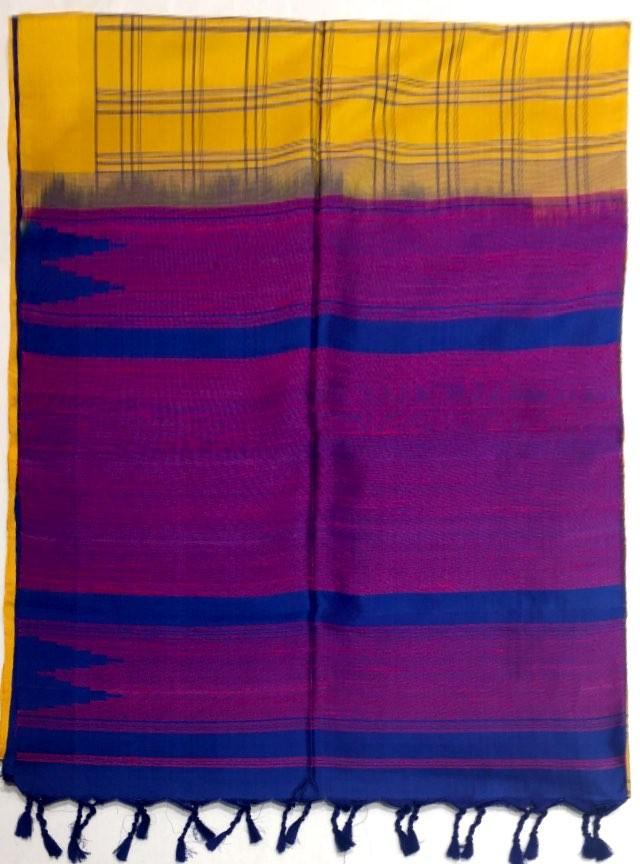 Kanyakumari Pure Silk Saree