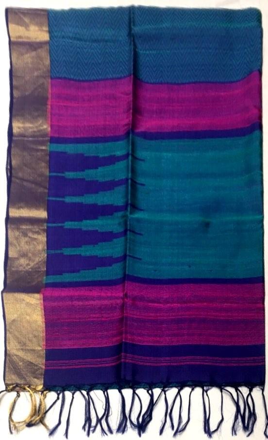 Kanyakumari Dupion Silk Saree