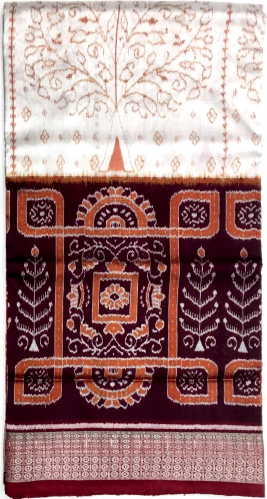 Orissa Pure Silk Patola Saree