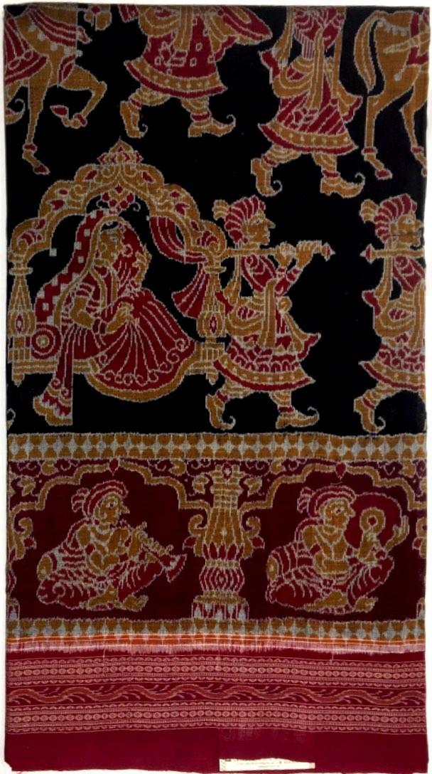Orissa Cottan Patola Saree