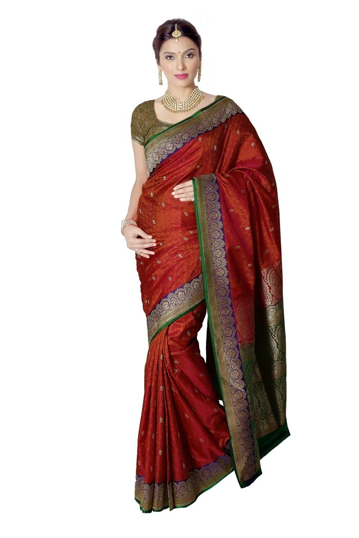 Banarasi Pure Silk Saree