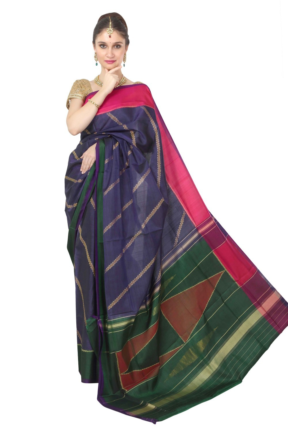 Rajkot Pure Patola Silk Saree