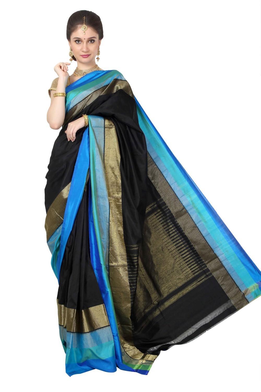 Pochampalli Pure Silk Patola Saree